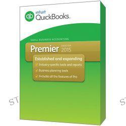 Intuit QuickBooks Premier 2015 (1 User, Download) 424260 B&H