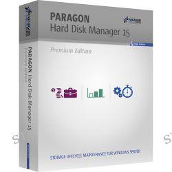 Paragon Hard Disk Manager 15-Backup for 25 Seats 299PMEVESL25