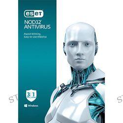 ESET  NOD32 Antivirus RTL-EAVH-N1-3-1-XLS B&H Photo Video