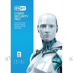 ESET  Cyber Security Pro RTL-ECSP-N1-1-1-XLS B&H Photo Video