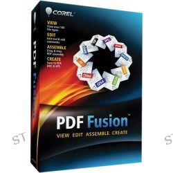 Corel  PDF Fusion for Windows CPDFF1ENMB B&H Photo Video