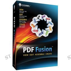 Corel  PDF Fusion ESDCPDFF1EN B&H Photo Video