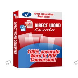 Direct PDF Converter Direct Word Converter DIRECTWORDCONV B&H