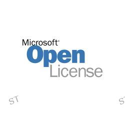 Microsoft Open License for Office Standard 2013 021-10257 B&H