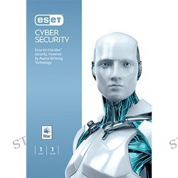 ESET  Cyber Security RTL-ECS-N1-1-1-XLS B&H Photo Video