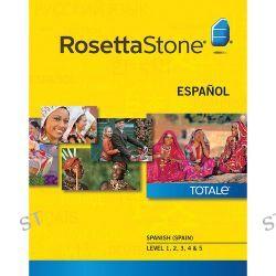 Rosetta Stone Spanish / Spain Levels 1-5 27884MAC B&H Photo