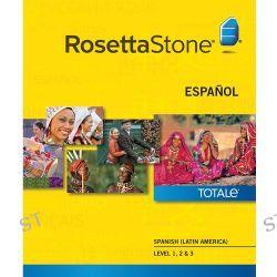 Rosetta Stone Spanish / Latin America Levels 1-3 27874MAC B&H