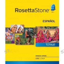 Rosetta Stone Spanish / Spain Levels 1-3 27883WIN B&H Photo