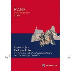 Bücher: Rank and Order  von Jörg Peltzer