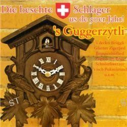 Various - Die Beschte Schlager 50Er Jahr - (2CD) von S Guggerzytli - Music-CD