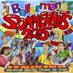 Various 2015 - Sampler (2CD) von Ballermann Sommerhits - Music-CD