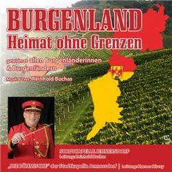 Burgenland-Heimat Ohne Gr von Stadtkapelle Jennersdorf - Music-CD