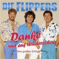 Danke Und Auf Wiedersehen - (2CD) von Die Flippers - Music-CD
