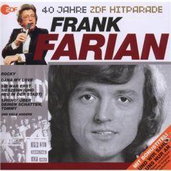 Das Beste Aus 40 Jahren Hitparade von Frank Farian - Music-CD