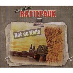 Dat Es Koelle - Maxi von Dat Koelsche Rattepack - Music-CD