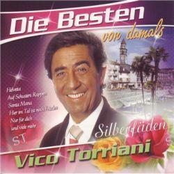 Die Besten Von Damals von Vico Torriani - Music-CD