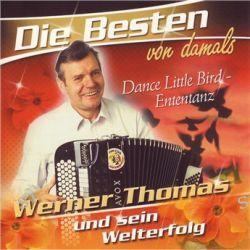 Die Besten Von Damals von Werner Thomas - Music-CD