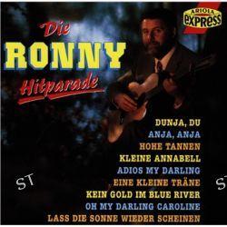 Die Ronny-Hitparade - Sampler von Ronny - Music-CD