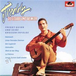 Freddy Die Gitarre & Das von Freddy Quinn - Music-CD