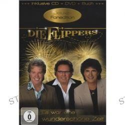 Es War Eine Wunderschöne Zeit - (+1DVD +1Buch) von Die Flippers - Music-CD