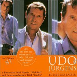 Es Lebe Das Laster - 2nd Edition von Udo Jürgens - Music-CD