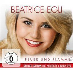 Feuer & Flamme - Deluxe Edition (+1DVD) von Beatrice Egli - Music-CD