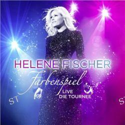 Farbenspiel Live - Die Tournee - Limitierte Fanbox (2CD +1Blu-ray +1DVD) von Helene Fischer - Music-CD