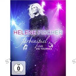 Farbenspiel Live - Die Tournee - Deluxe Edition (2CD +1DVD) von Helene Fischer - Music-CD