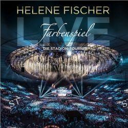 Farbenspiel Live - Die Stadion Tournee - (2CD) von Helene Fischer - Music-CD