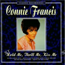 Hold Me, Thrill Me, Kiss Me von Connie Francis - Music-CD