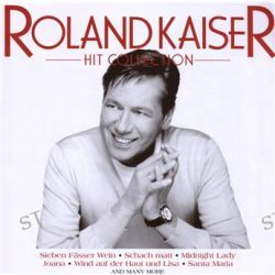 Hit Collection von Roland Kaiser - Music-CD