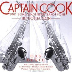 Hit Collection von Captain Cook und seine singenden Saxophone - Music-CD