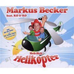 Helikopter - Maxi von Becker Markus Feat. Ko & Ko - Music-CD