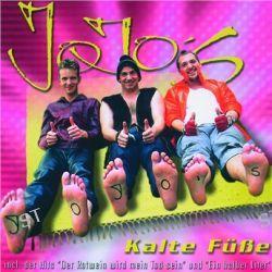 Kalte Füsse von Jojo's - Music-CD