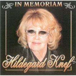 In Memoriam von Hildegard Knef - Music-CD