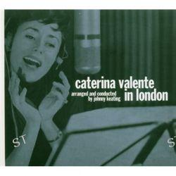 In London von Caterina Valente - Music-CD