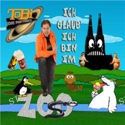 Ich Glaub Ich Bin Im Zoo von Tobi Die Partyrakete - Music-CD
