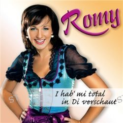 I Hab' Mi Total In Di Verschaut von Romy - Music-CD