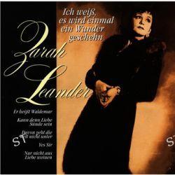 Ich Weiss Es Wird Einmal Ein Wunder Gescheh'n - Sony von Zarah Leander - Music-CD