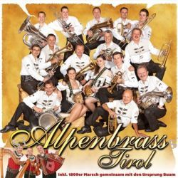 La Carte von Alpenbrass Tirol - Music-CD