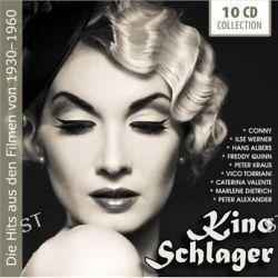 Kino Schlager - Sampler (10CD) von Kino Schlager - Music-CD