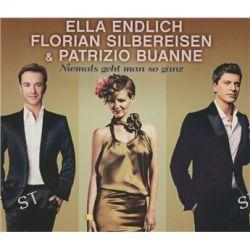 Niemals Geht Man So Ganz - 2Track - Maxi von Endlich Ella/Silbereisen Florian - Music-CD