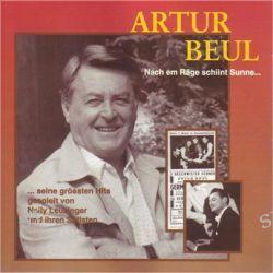 Nach Äm Räge Schiint Sunne von Artur Beul - Music-CD