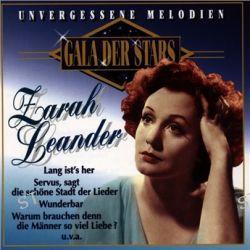 Merci, Mon Ami von Zarah Leander - Music-CD