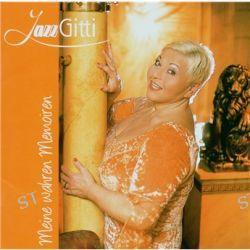 Meine Wahren Memoiren von Jazz Gitti - Music-CD