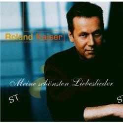 Meine Schoensten Lieder von Roland Kaiser - Music-CD