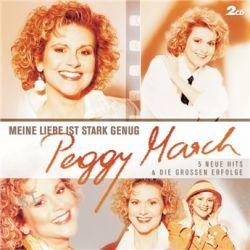 Meine Liebe Ist Stark Genug - Gr.Erfolge - (2CD) von Peggy March - Music-CD