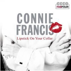 Lipstick On Your Collar - (4CD) von Connie Francis - Music-CD