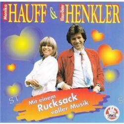 Mit Einem Rucksack Voller Musik von Hauff & Henkler - Music-CD