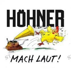 Mach Laut! von Höhner - Music-CD